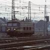 DT1510 2553 Brussel Zuid - 19871222 Treinreis Belgie N...