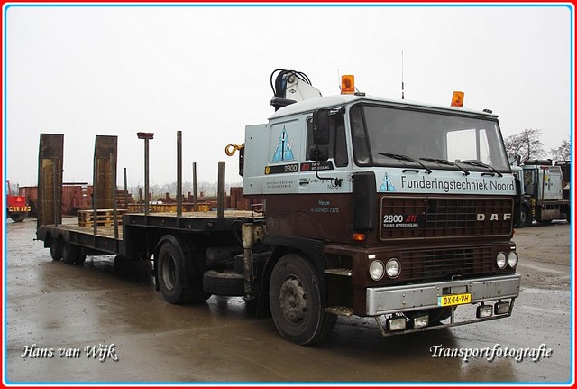 BX-14-VH  C-border Zwaartransport