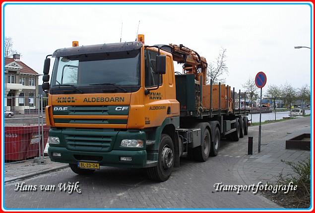BL-ZD-04 A-border Zwaartransport