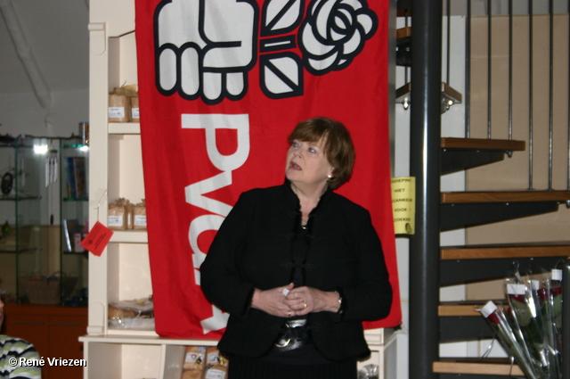 René Vriezen 2009-12-16 #0081 PvdA Arnhem bijeenkomst vaststellen kandidaten GR2010 woensdag 16 december 2009