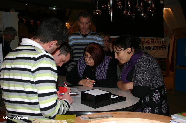 René Vriezen 2009-12-16 #0085 PvdA Arnhem bijeenkomst vaststellen kandidaten GR2010 woensdag 16 december 2009