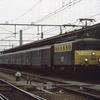 DT1581 1143 Roosendaal - 19871228 Treinreis door Ned...