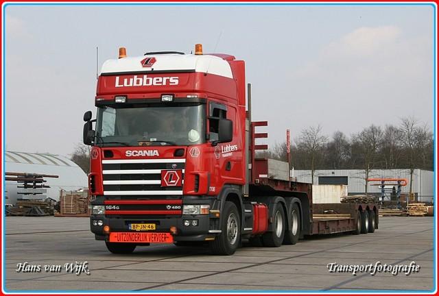 BP-JN-46  B-border Zwaartransport
