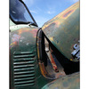 rusted truck - Automobile