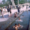 kabul park - Afghanstan 1971, on the road