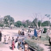 kabul park zwemmen 2 - Afghanstan 1971, on the road