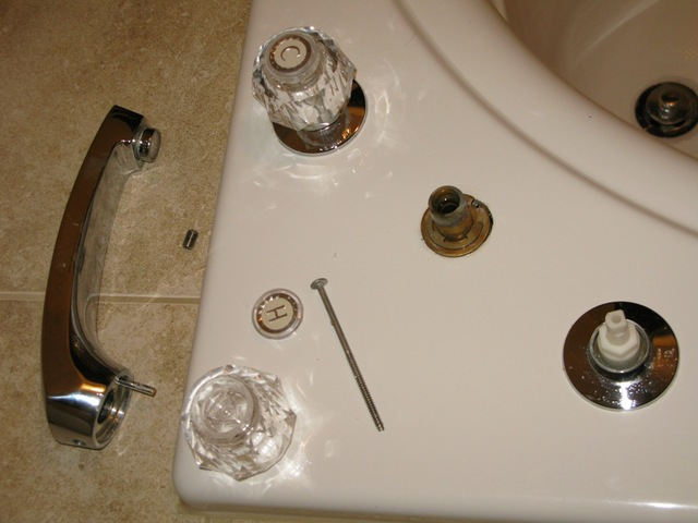 Bathroom Faucet Replacement replacing trim kit for roman tub