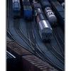 trains - 35mm photos