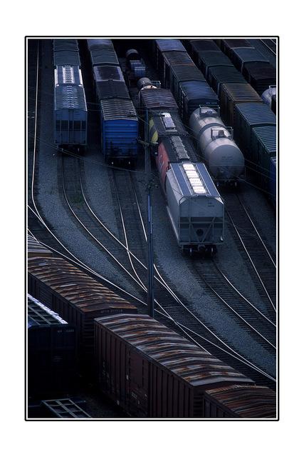 trains 35mm photos