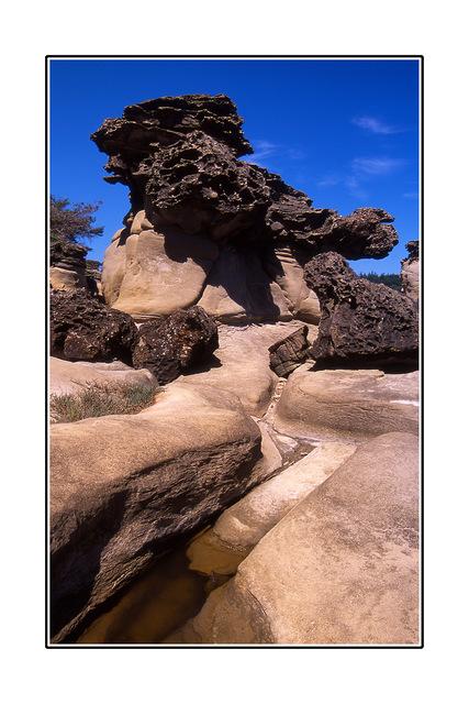 Hornby rocks - 35mm photos