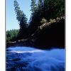 elk falls - 35mm photos