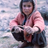 Kabul, buiten voet bergen - Afghanstan 1971, on the road