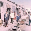 kabul, chickenstreet - Afghanstan 1971, on the road
