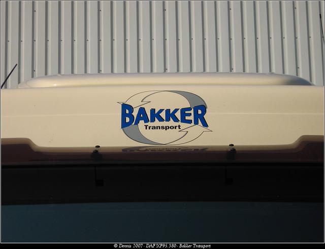 Bakker1 Bakker Transport - Eerbeek