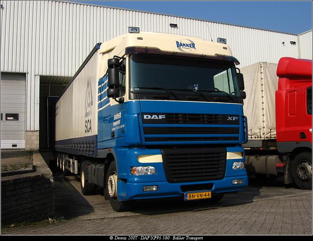 Bakker2 Bakker Transport - Eerbeek