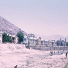 kabul, gracht centrum - Afghanstan 1971, on the road