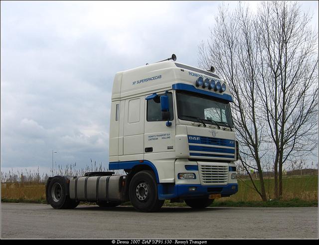 Ronny's Ronny's Transport B.V. - Castricum