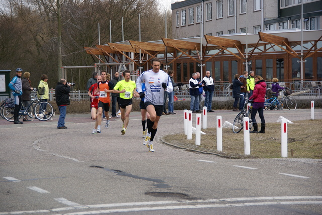 DSC00256 Halve van Oostvoorne 13 maart 2010