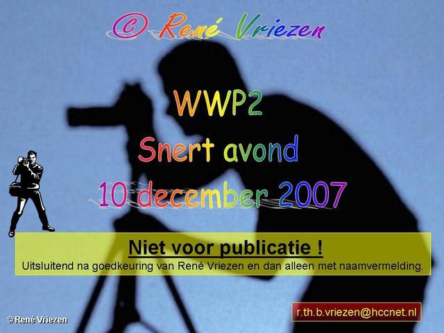 ©René Vriezen 2007-12-10 #0000 WWP2 Snert avond 10 december 2007