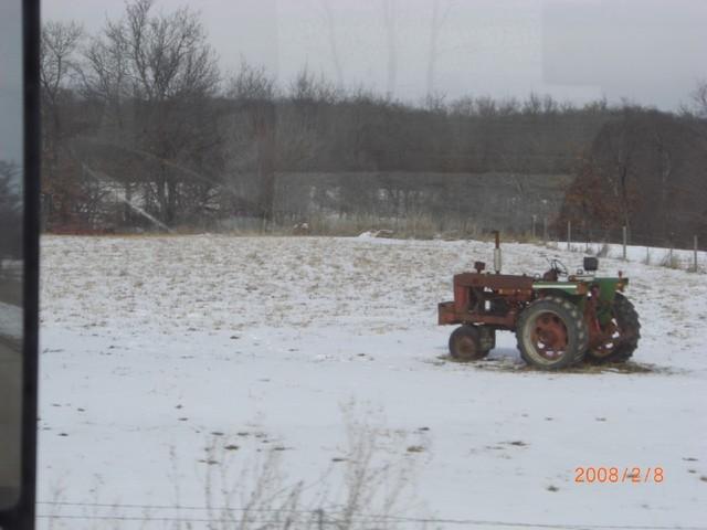 zd0042 Fotosik - Ciągniki rolnicze