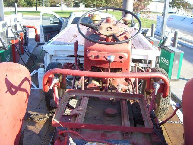 zd0016 Fotosik - Ciągniki rolnicze