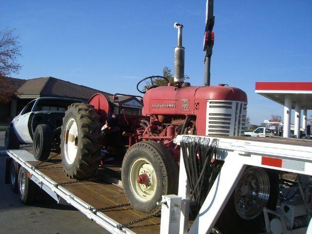 zd0012 Fotosik - Ciągniki rolnicze