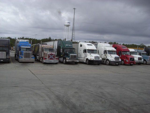 fotograf0084 Fotosik - Flying J, Amerykański Truckstop