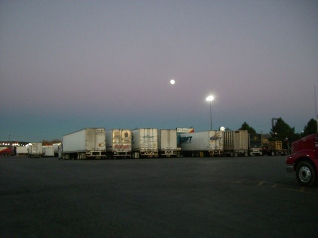 fotograf0070 Fotosik - Flying J, Amerykański Truckstop