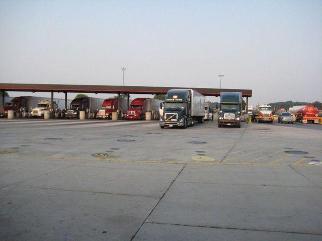 fotograf0067 Fotosik - Flying J, Amerykański Truckstop