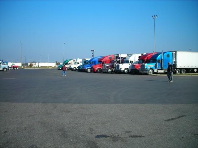 fotograf0032 Fotosik - Flying J, Amerykański Truckstop
