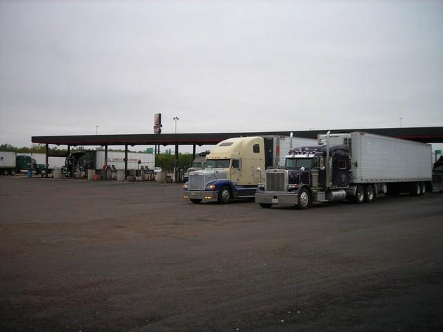 fotograf0022 Fotosik - Flying J, Amerykański Truckstop