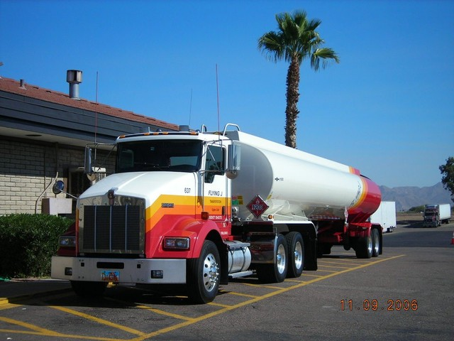 fotograf0021 Fotosik - Flying J, Amerykański Truckstop