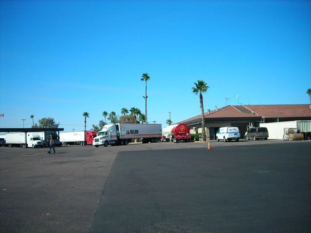 fotograf0005 Fotosik - Flying J, Amerykański Truckstop