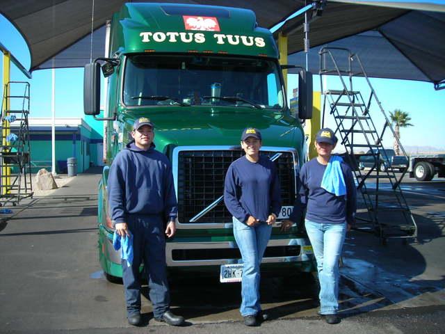 fotograf0004 Fotosik - Flying J, Amerykański Truckstop