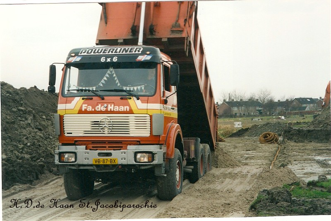 H-088 - De Haan Sint Jacobiparochie