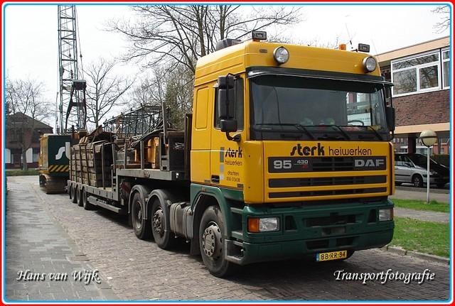 BB-RR-54 A-border Zwaartransport