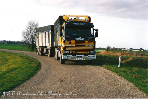 V256 Transportbedrijf JDV Beetgum/Sint Annaparochie