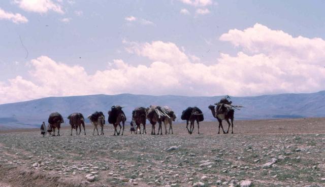 05 koerdistan on the road Afghanstan 1971, on the road