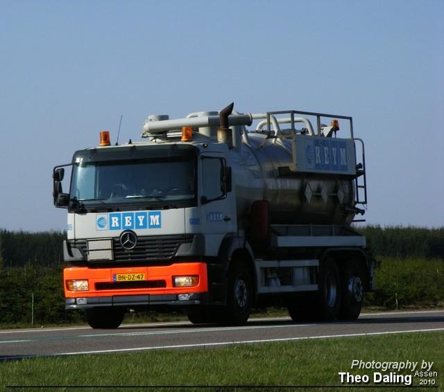 Reym  BN-DZ-47-border Reym - Amersfoort