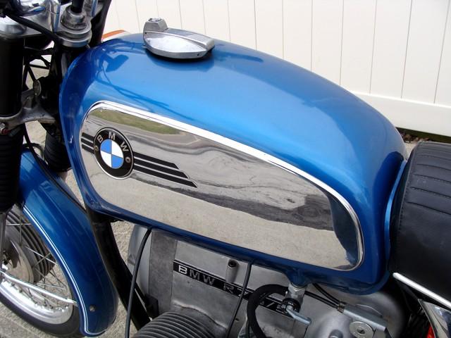 2986124 72 R75 5 Blue Toas Sold 1972 Bmw R75 5 Blue