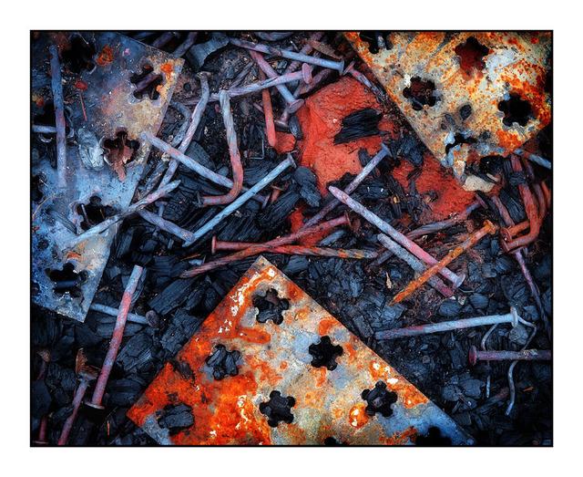 Rusty Bits Abandoned