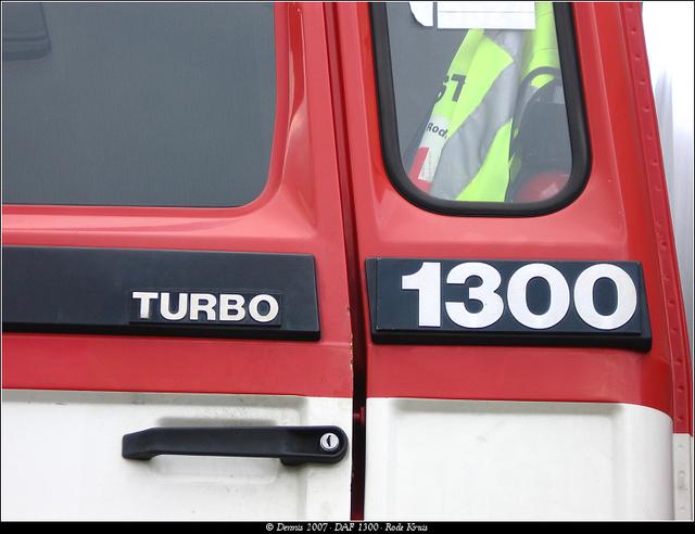 Kruis5 DAF 1300 - Rode Kruis
