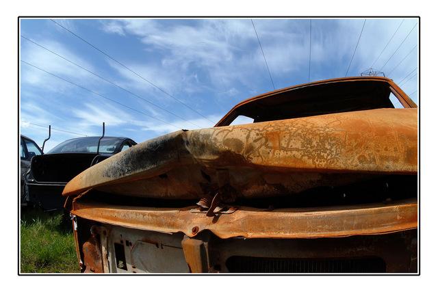 rustsmash - Abandoned