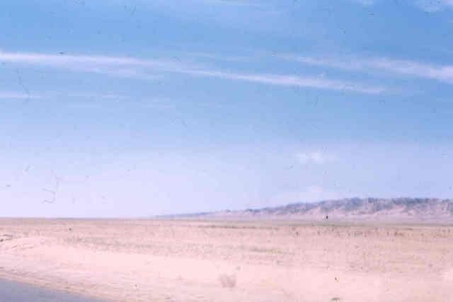 mosul bagdad desert Afghanstan 1971, on the road