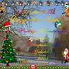 René Vriezen 2007-12-24 #0000  - Kerstavond bij Yvonne in Hu...
