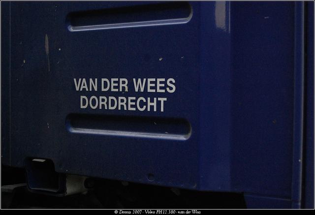 Wees4 Wees, van der - Dordrecht