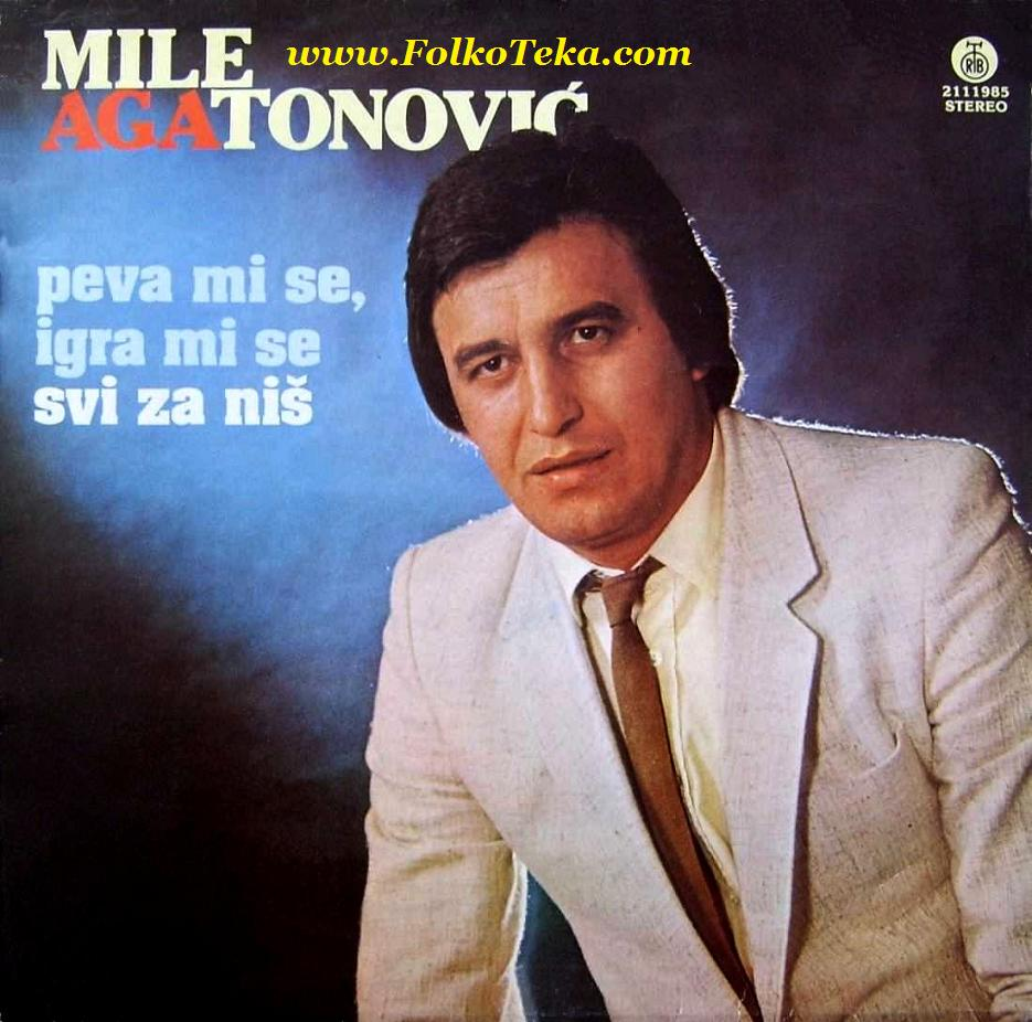 Mile Agatonovic 1983 album