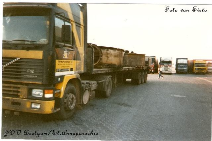 V450 Transportbedrijf JDV Beetgum/Sint Annaparochie