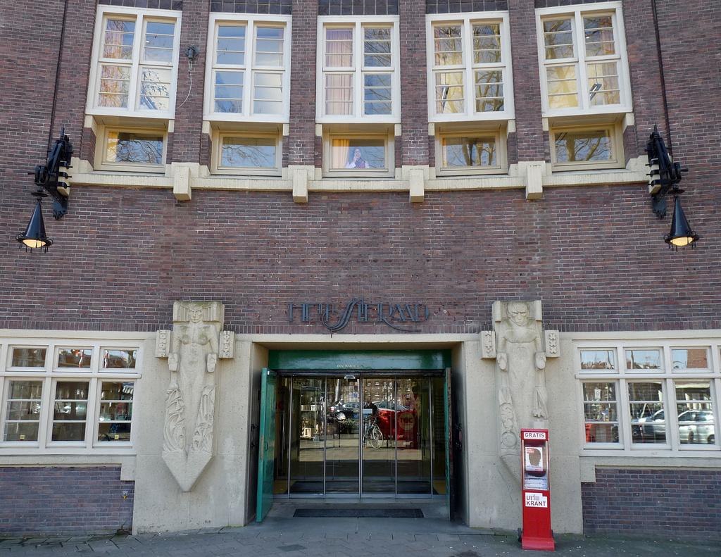 hetsieraad - amsterdam