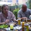 Barbeque bij Ruud en Will 2... - Bij de achterburen